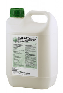 Floxavex 100 mg/ml