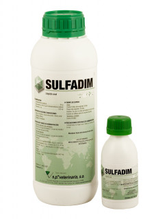Sulfadim 250 mg/ml