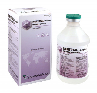Ivertotal 10 mg/ml
